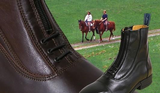 BOOT Jazdecké topánky  Dy´on
